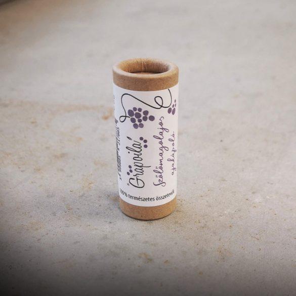 Baume à lèvres à l'huile de pépins de raisin 6 g