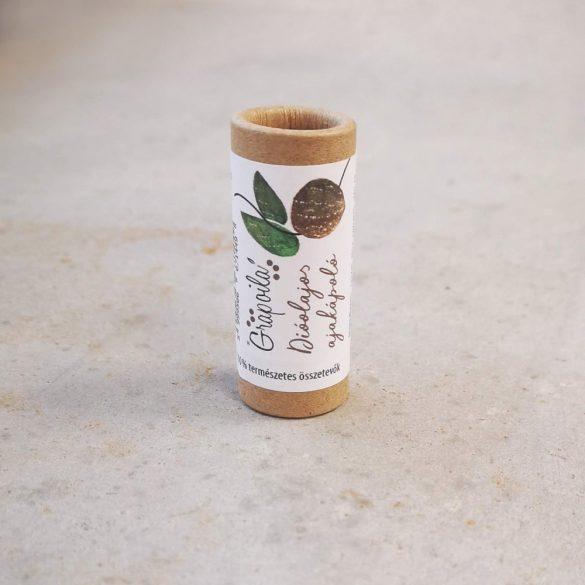 Lippenbalsam mit Walnussöl