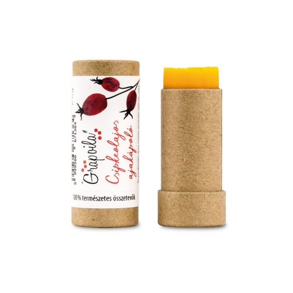 Lip balm with rosehip seed oil 6 g
