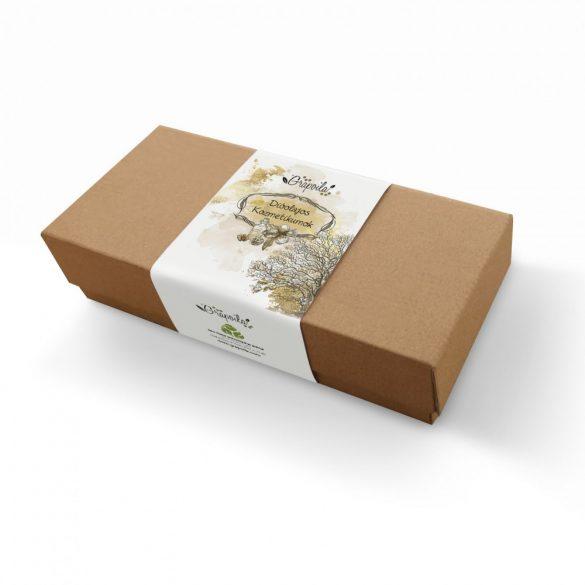 Kosmetikpaket auf Walnussöl-Basis