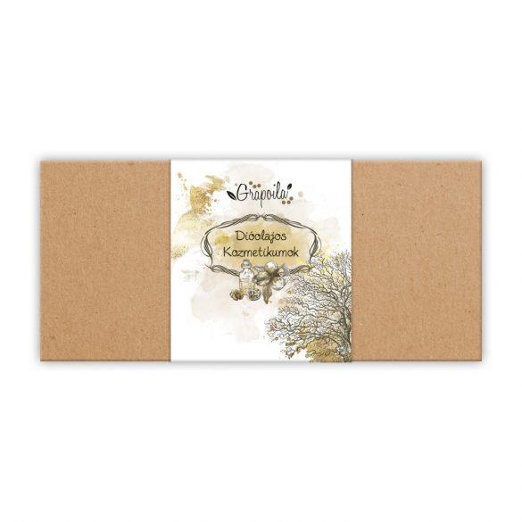 Dióolajos kozmetikai csomag (szappan, ajakápoló, fürdősó)