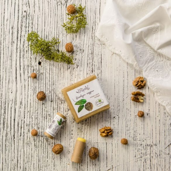 Walnut Oil cosmetic box