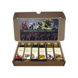 Selection box No.2, 6x40 ml cold-pressed oils