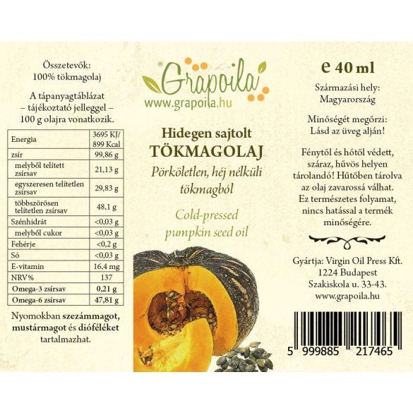 Probierpaket mit Paprika-Kernöl