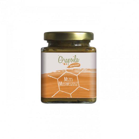 Mustard sauce with honey 200 g