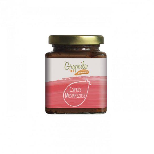 Mustard sauce with rosehip 200 g