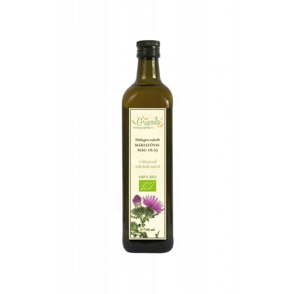 Milk thistle seed oil BIO 750 ml