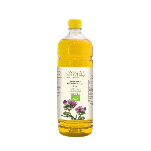 Milk thistle seed oil BIO 1000 ml