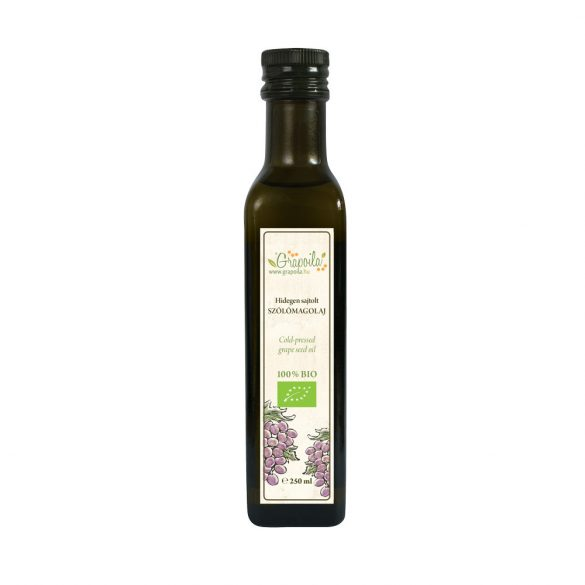 Grapeseed Oil ORGANIC 250 ml