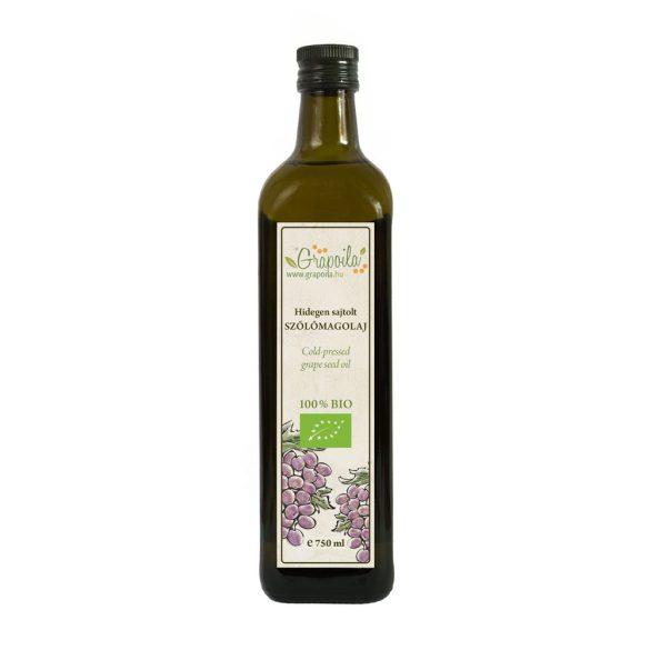 Grapeseed oil ORGANIC 750 ml