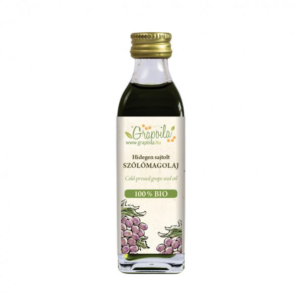 Grape seed oil BIO 40 ml