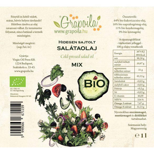 BIO-Salatöl 1000 ml
