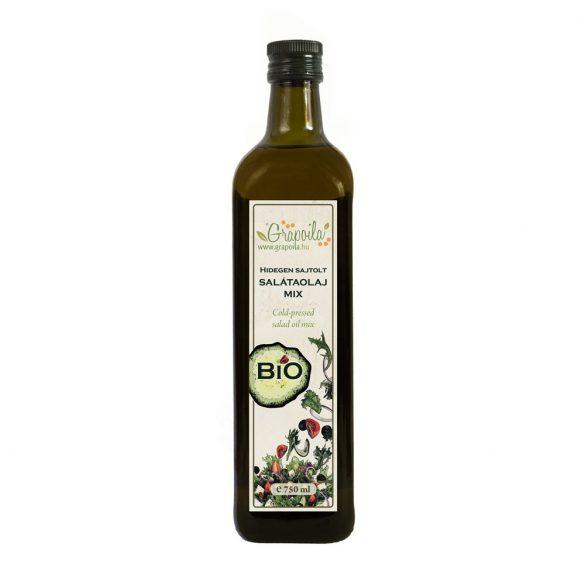 Salad oil ORGANIC 750 ml