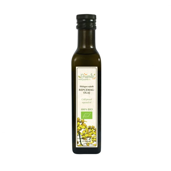Rapeseed oil BIO 250 ml