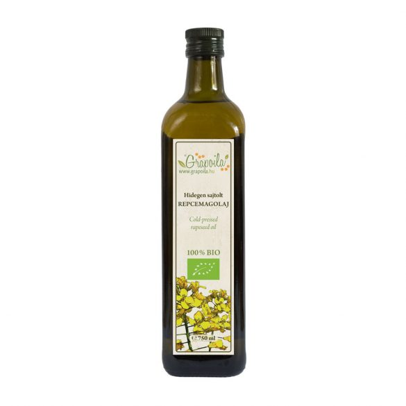 Rapeseed oil BIO 750 ml