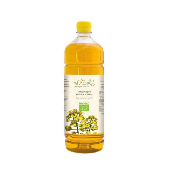 Rapeseed oil ORGANIC 1000 ml PET