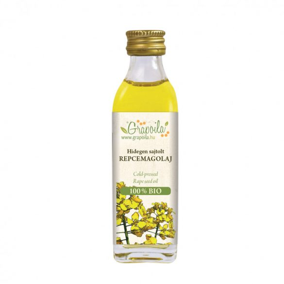 Rapeseed oil BIO 40 ml
