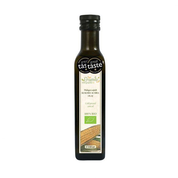 Kukoricacsíra-olaj BIO 250 ml