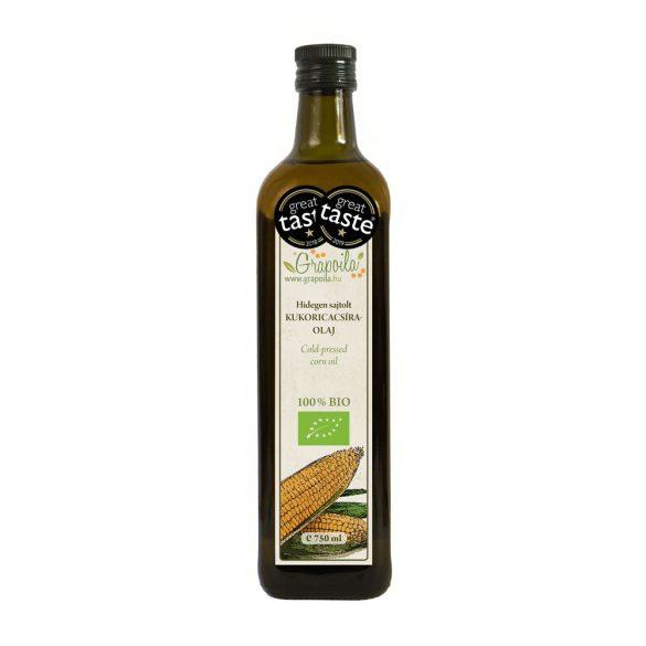 Kukoricacsíra-olaj BIO 750 ml
