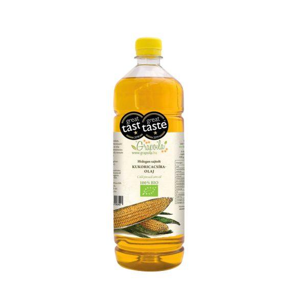 Kukoricacsíra-olaj BIO 1000 ml PET