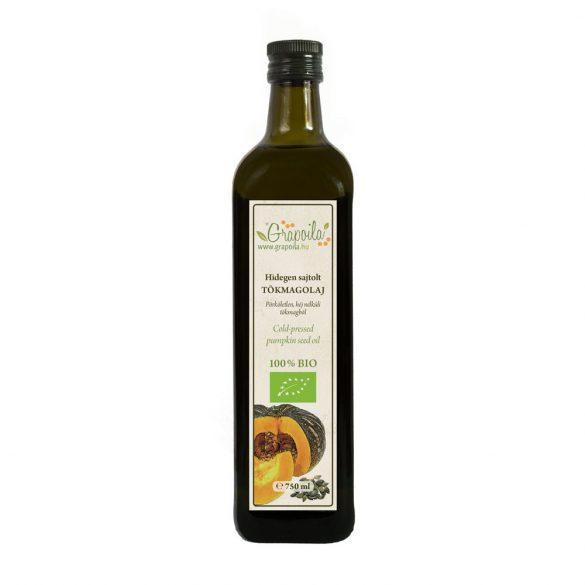 Kürbiskernöl BIO ohne Schale 750 ml
