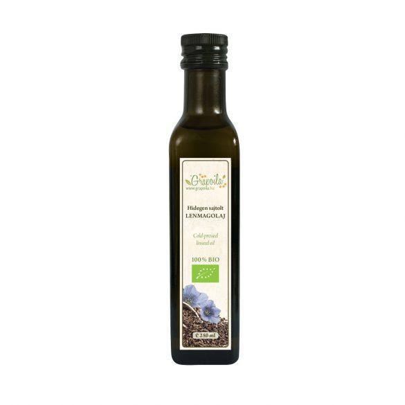 Linseed Oil ORGANIC 250 ml
