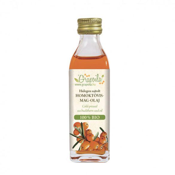 Sea Buckthorn Seed Oil ORGANIC 40 ml