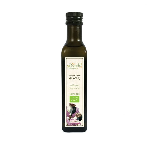 Poppy seed oil BIO 250 ml