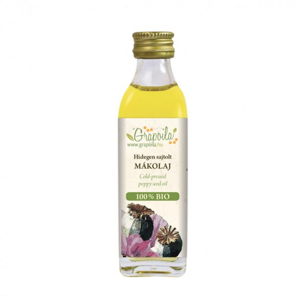 Poppy seed oil BIO 40 ml