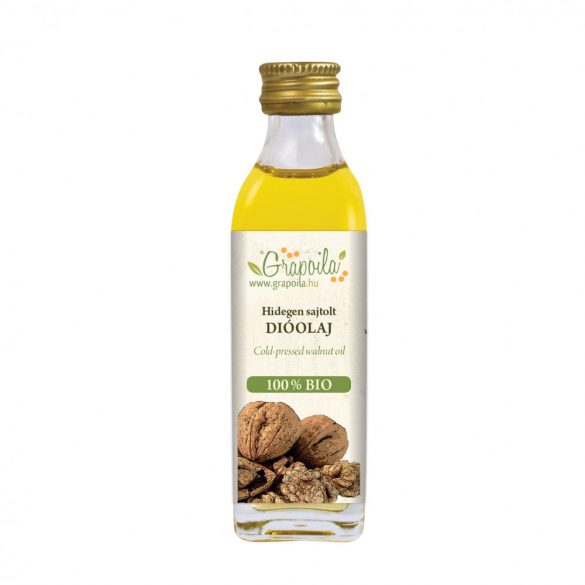 Walnut oil BIO 40 ml