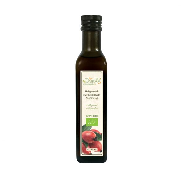 Rosehip Seed Oil ORGANIC 250 ml