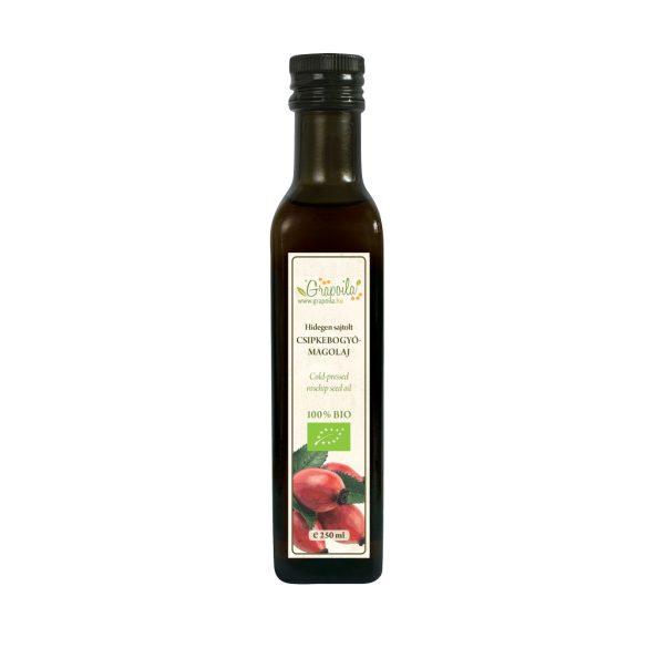 Csipkebogyómag-olaj BIO 250 ml