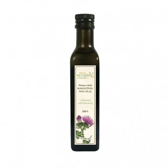 Milk thistle seed oil 250 ml