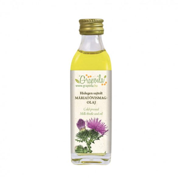 Milk thistle seed oil 40 ml