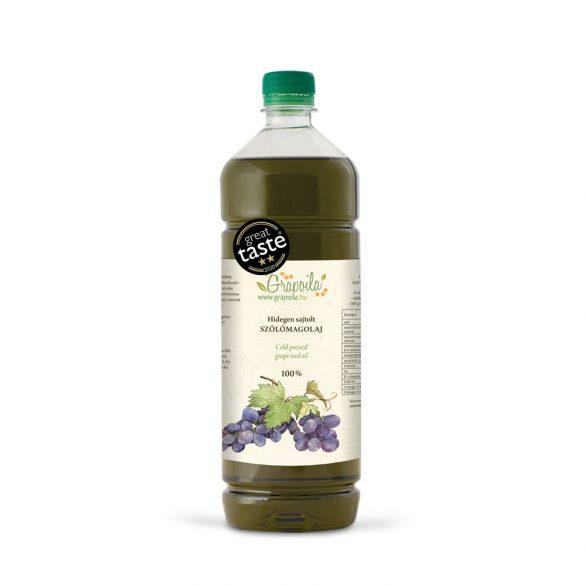 Grapeseed Oil 1000 ml PET