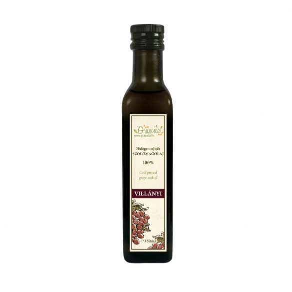 Grapeseed Oil 250 ml from Villány