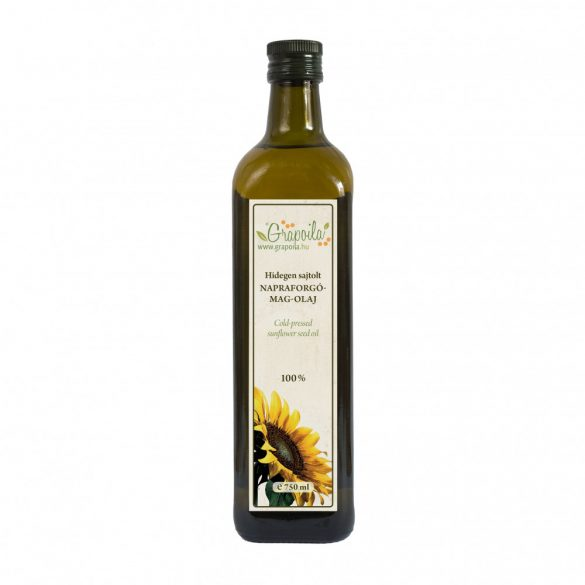 Sunflower Seed Oil 750 ml