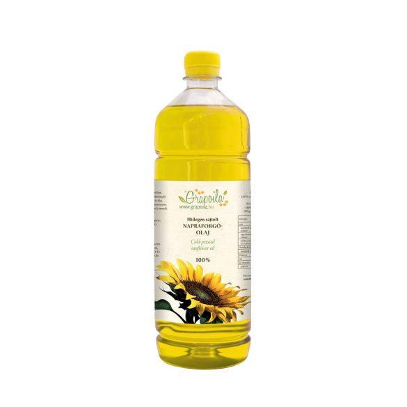 Sunflower oil 1000 ml PET