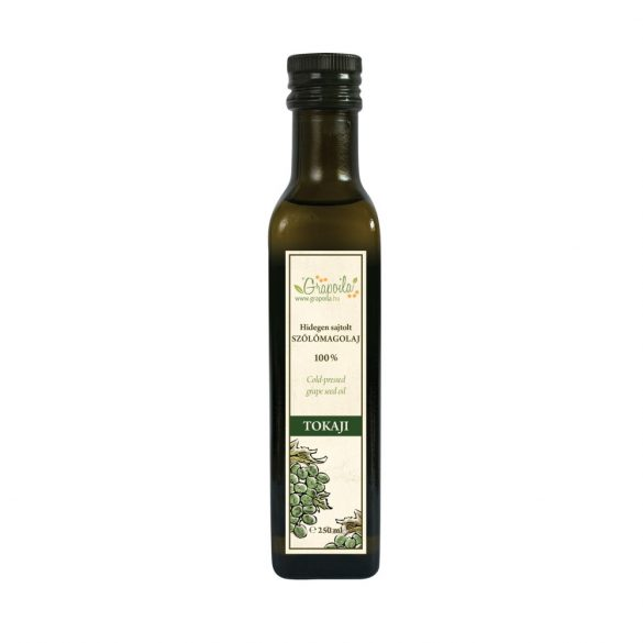 Grapeseed Oil 250 ml from Tokaj
