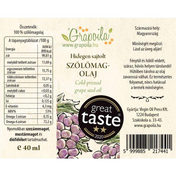 Traubenkernöl 40 ml