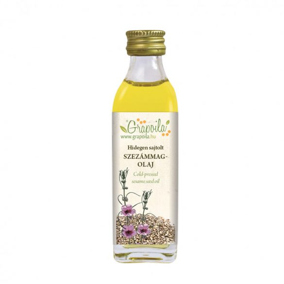 Sesame seed oil 40 ml
