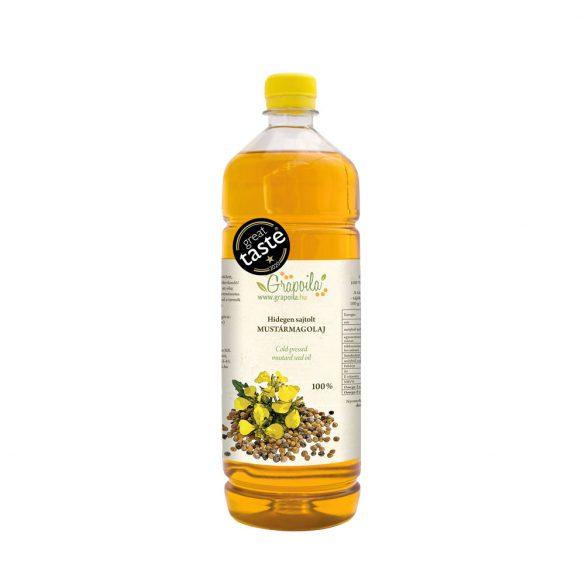 Huile de graines de moutarde 1000 ml