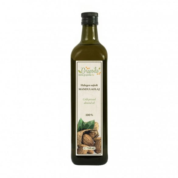 Almond oil 750 ml