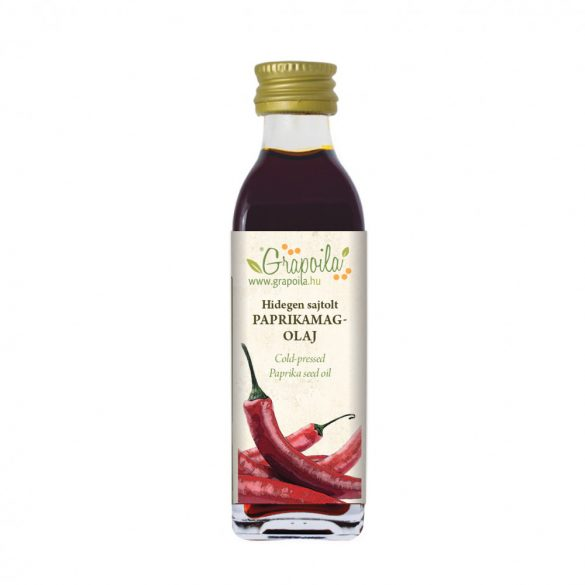 Paprikakernöl 40 ml