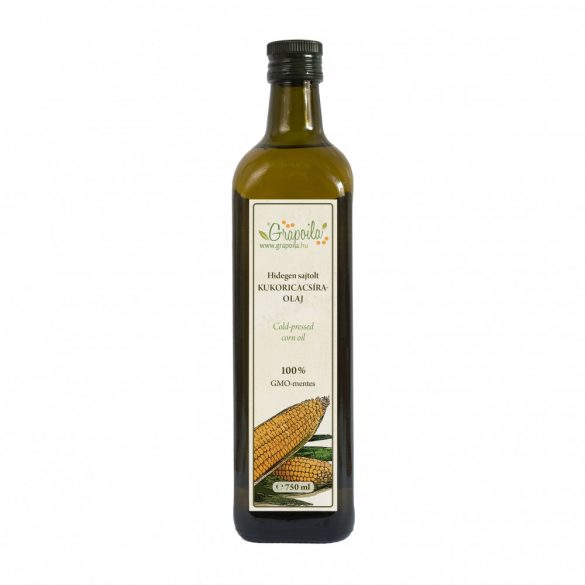 Corn oil 750 ml