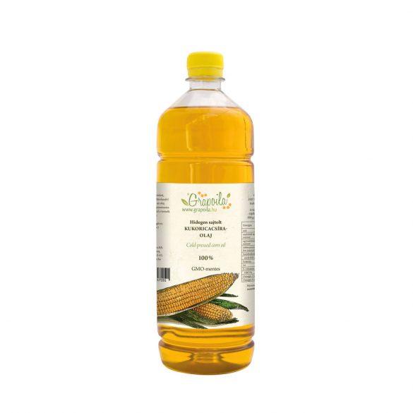 Kukoricacsíra-olaj 1000 ml PET