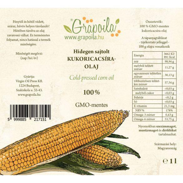 Corn Oil 1000 ml PET