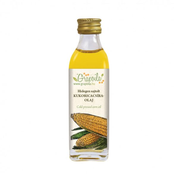Kukoricacsíra-olaj 40 ml