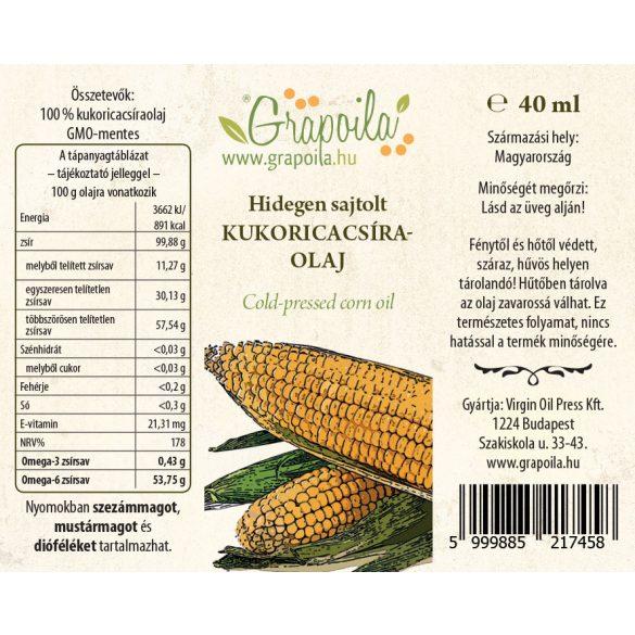 Corn Oil 40 ml