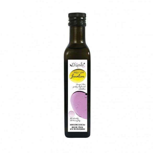 FLAX-OLIVE OIL MIX 250 ml